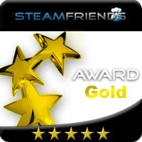 Golden Award for Team Fortress 2