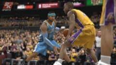 NBA 2K9 - Screenshot 3218